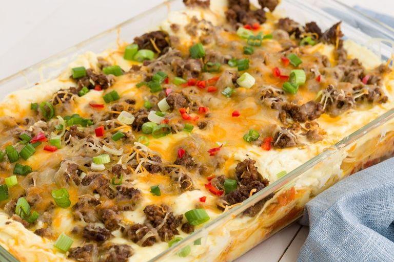 Taco Lasagna